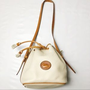 Dooney & Bourke Vintage AWL Drawstring Bag
